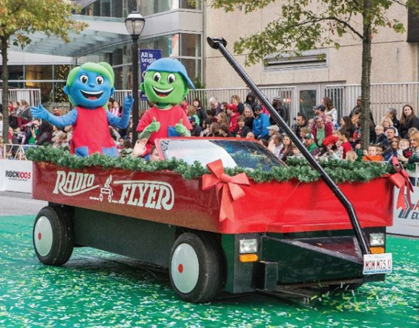 Virtual Event: Children's Christmas Parade 2020 | Kids Out and