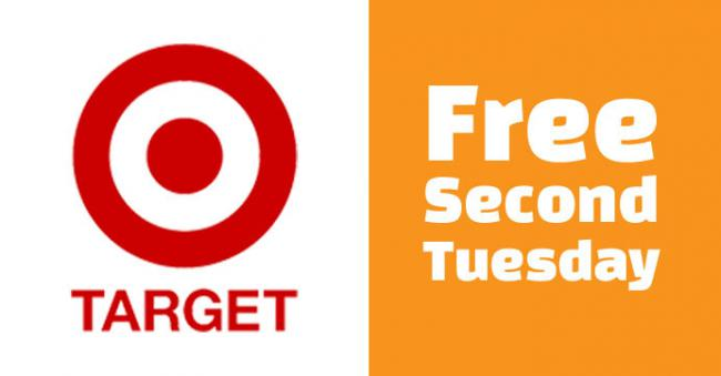 Target Free Second Tuesday