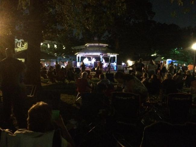 Downtown Live Concert Series in Hapeville